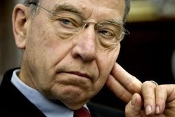 Conservative Senator Chuck Grassley Declares War On Coca-Cola For Abandoning ALEC | Wings and Weights | Scoop.it