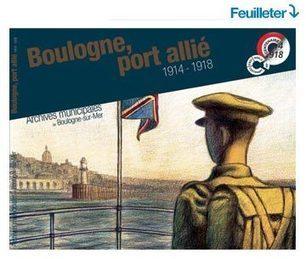 Boulogne, port allié - 1914-1918 | Centenaire de la Première Guerre Mondiale | Scoop.it