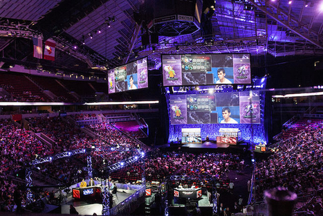 L'eSport, la nouvelle ruée vers l'or? | TV, Cinema, Gaming, VR - AR | Scoop.it