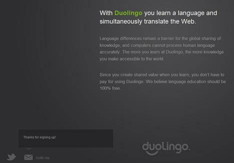 Duolingo | Social media kitbag | Scoop.it