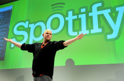 Spotify Said in Talks to Add Podcasts to Challenge Apple | Radio 2.0 (En & Fr) | Scoop.it