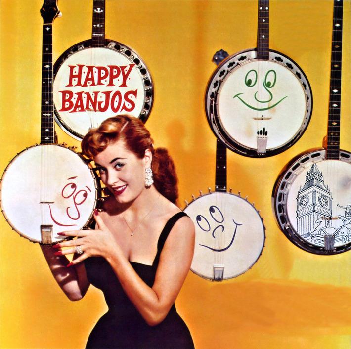 Happy Banjos, 1960 | Kitsch | Scoop.it