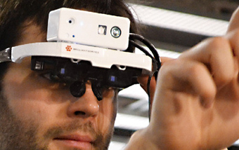 Google Glass rival gestures to future of wearable computing | Real Estate Plus+ Daily News | Scoop.it