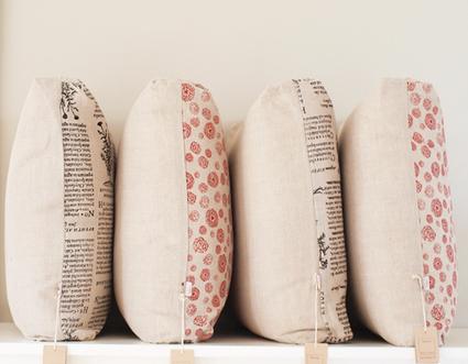 Cushion Spot: MEET THE DESIGNER: Memi Designs | Designer Cushions | Scoop.it