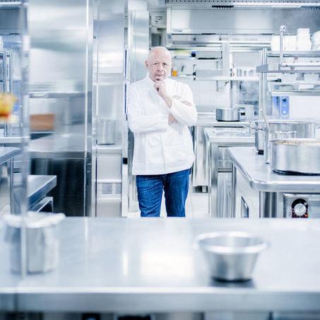 """Thierry Marx : """"La cuisine, c'est la maîtrise du geste et du temps"""" - Le Monde   La Gestion du Temps   Scoop.it"""