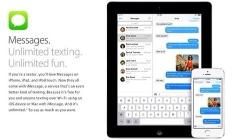 iOS 7 e iMessage: come risolvere il problema su iPad - iPaddisti | il TecnoSociale | Scoop.it