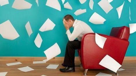 Stress au travail : la France tarde à agir face à un problème en hausse | Entreprise : Management | Culture & Communication RH | Scoop.it
