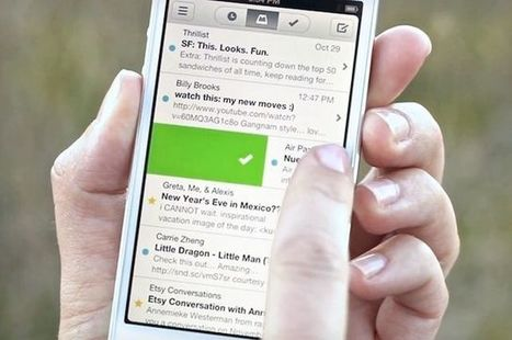 """Mailbox For iPad Is Coming, Mac App Being """"Considered""""   Macwidgets..some mac news clips   Scoop.it"""