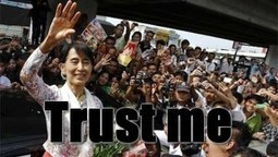 Aung San Suu Kyi Is The Darling Of The Western Media | Stirring Trouble Internationally | News From Stirring Trouble Internationally | Scoop.it