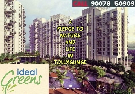 Ideal Greens Kolkata | Real Estate | Scoop.it