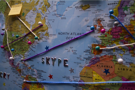 Free Mystery Skype Curriculum for Schools - Jonathan Wylie | Passe-partout | Scoop.it