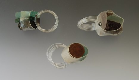Contemporary New Zealand Jewellery by Pauline Bern | Contemporary Jewelry and Wearable Art | Scoop.it