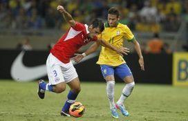 Seleção Brasileira tem larga vantagem sobre os chilenos   Futebol   Scoop.it