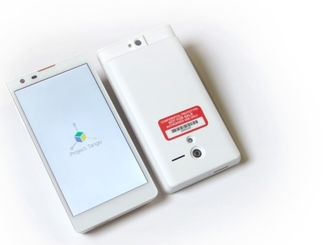 Google announces Project Tango, a smartphone that can map the world around it | Monde géonumérique | Scoop.it