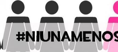 'Ni una menos', decir no a la violencia de género | Genera Igualdad | Scoop.it
