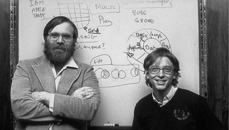 Há 40 anos a Microsoft era fundada, em agradecimento Bill Gates enviou e-mail aos funcionários | BINÓCULO CULTURAL | Monitor de informação para empreendedorismo cultural e criativo| | Scoop.it