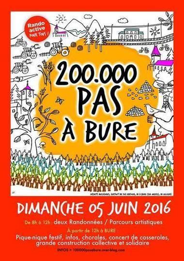 200 000 pas à Bure | décroissance | Scoop.it