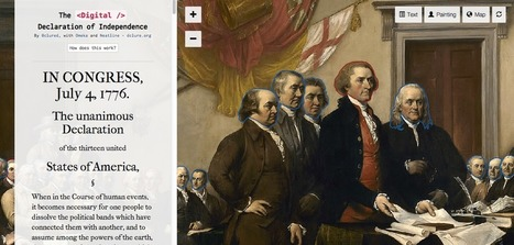 The Digital Declaration of Independence | NOLA Ed Tech | Scoop.it