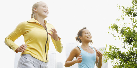 How Running Meditation Can Up Your Game | Exercise you Body. | Scoop.it