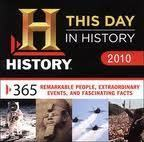 Ajarn Donald's Blog: This Day In History | Ajarn Donald's Educational News | Scoop.it