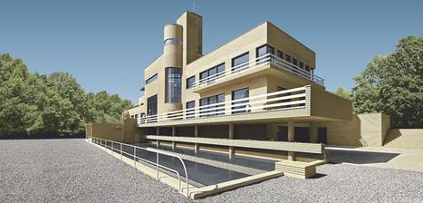 La villa Cavrois, un monument restauré | Design de la salle bain | Scoop.it