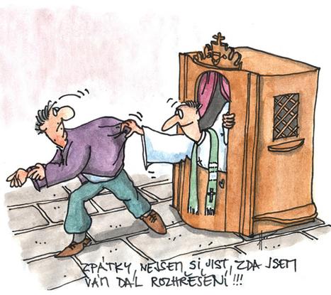 Jak skrupulantům pomáhá zpovědník? - | Správy Výveska | Scoop.it