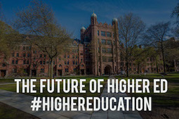 Upload Campaign: The Future of Higher Education | Arobase - Le Système Ecriture | Scoop.it