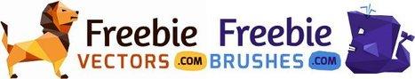 Freebie Vectors & Freebie Brushes, 2 moteurs de recherche pour trouver des Vecteurs et des Brosses | ressources PHOTOSHOP | Scoop.it