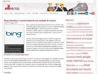 Internet - Bing introduce i social network nei risultati di ricerca (PMIservizi) | Social-Network-Stories | Scoop.it