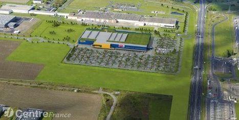Les premières images du futur Ikea de Clermont - La Montagne   Magasin Ikea   Scoop.it