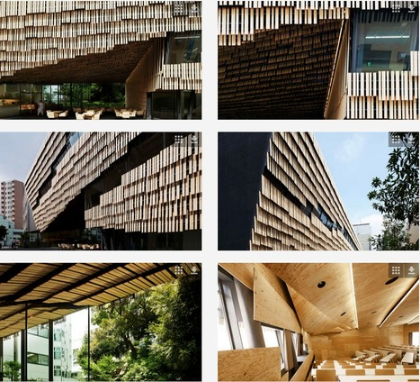 Daiwa UBIQUITOUS Computing Research Building | The Architecture of the City | Scoop.it