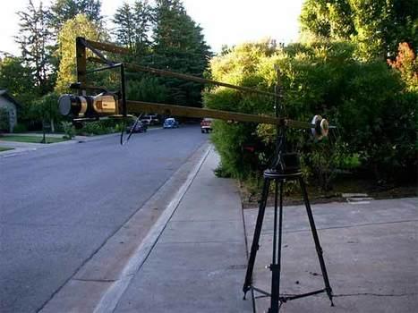 Joren Clark Jib Arm | Africashot DSLR news | Scoop.it