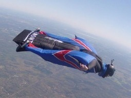 Behind the Death-Defying, Record-Setting Wingsuit Jump   Wingsuiting   Scoop.it