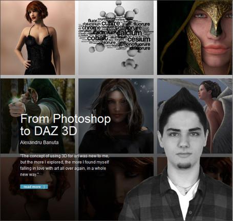Logiciel gratuit DAZ Studio 4.0 et iPi MoCap 2011 Licence gratuite Editeur Graphisme et Motion Capture Animation 3D | Logiciel Gratuit Licence Gratuite | Scoop.it