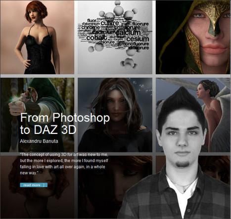 Logiciel gratuit DAZ Studio 4.0 et iPi MoCap 2012 : Graphisme et Motion Capture Animation 3D | Time to Learn | Scoop.it