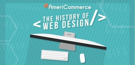 The History of Web Design [INFOGRAPHIC] - Marketing Mojo for Small Business | World of #SEO, #SMM, #ContentMarketing, #DigitalMarketing | Scoop.it