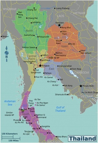 Thailand travel guide - Wikitravel | tourism in Thailand | Scoop.it