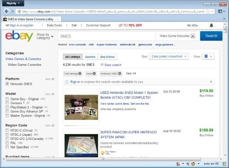 How to research the price of an item using eBay   Digital-News on Scoop.it today   Scoop.it