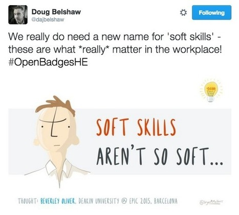 Open Badges in HE | Technology Enhanced Learning Blog | Educación a Distancia y TIC | Scoop.it