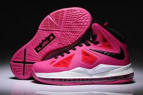 Cheap Womens Lebron 10 Pink Red Black White [Nike Lebron 10-143] - $58.79 : Cheap Lebrons,Cheap Lebron 10,Cheap Lebron 9,Cheap Lebron X,Cheap Air Max,Cheap Kobe Shoes! | Lebron 11 Shoes,Cheap Lebrons,Cheap Lebron 10,Cheap Lebron 9 Shoes Sale Sneakershoestore.com | Scoop.it