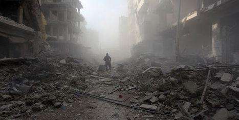 Du soulèvement populaire au conflit international, cinq ans de guerre en Syrie | Histoire Géographie terminale S | Scoop.it
