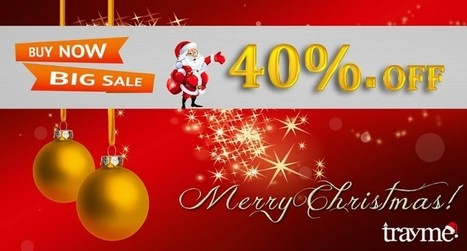Web Hosting Christmas Offers - 40% off On Web Hosting Plans Starting @ 0.66 US$/Per Month - Trayme | My Favorite | Scoop.it