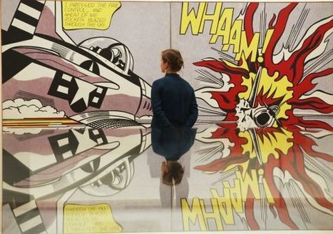 Cuando Lichtenstein (no solo) hizo pop - El País.com (España) | Arte Hoy | Scoop.it