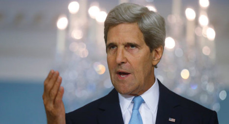 John Kerry warns nuclear weapon can be created if Congress rejects Iran deal | The Heralding | Current Politics | Scoop.it