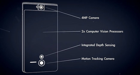 Google's Project Tango is a smartphone with sensors to map the world around you | Mobilité & Géolocalisation | Scoop.it