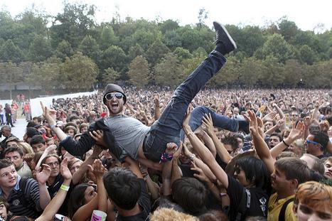 Photos : Rock en Seine sonne le glas de notre été vert | Economie Responsable et Consommation Collaborative | Scoop.it