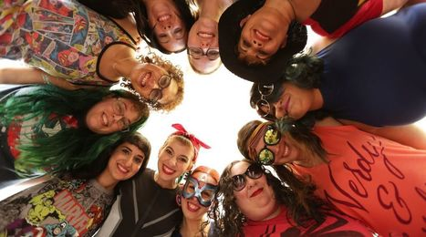 Geek Girl Brunch creates a safe space for women to celebrate their fandoms | Discover Your Inner Geek | Scoop.it