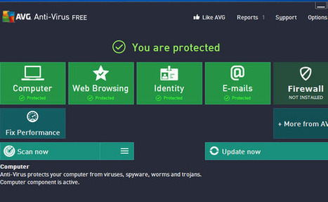 Top 5 Antivirus Software's of 2013 - TechyWhack   A Technology Blog   Scoop.it