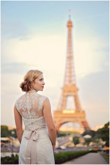 Post wedding shoot in Paris by ArinaB Photography | sweet heart | Scoop.it