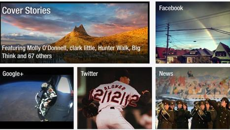 Flipboard: Now You Can Publish Your Own 'Magazine' | ReadWrite | Curating Mode ! | Scoop.it